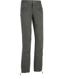 E9 Onda Slim Trousers Women, iron